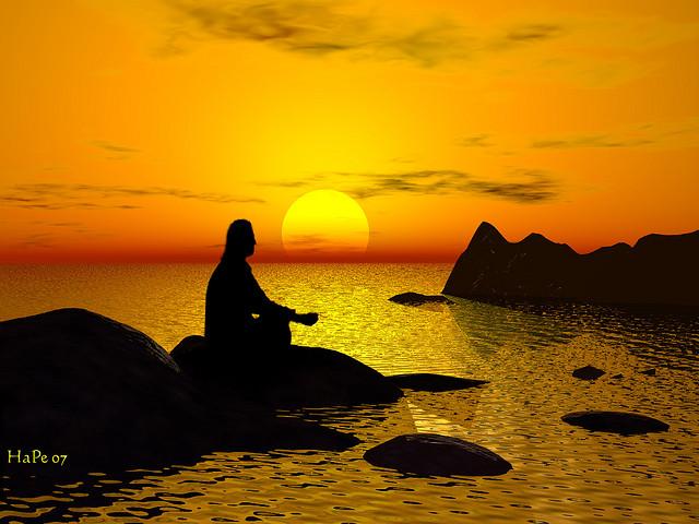 Relaxation meditation to sleep